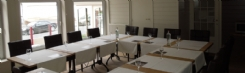Seminar room for special events - Hotel Heritage, De Haan